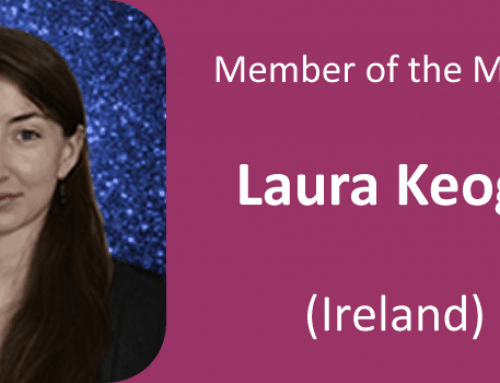 January 2018: Laura Keogh (Ireland)