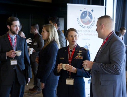 Event Report: Day 2 of Space Generation Fusion Forum 2018