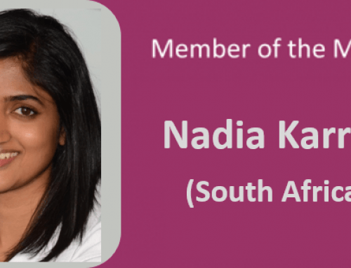 March 2018: Nadia Karrim (South Africa)