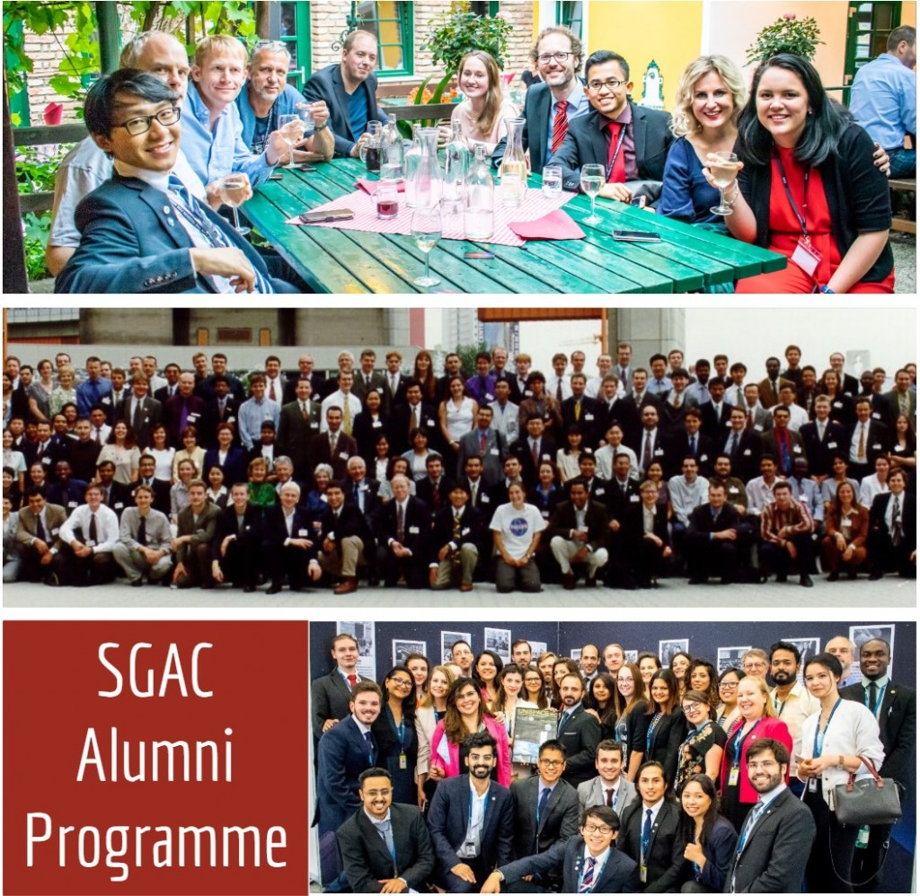 SGAC Launches Alumni Programme and Activities