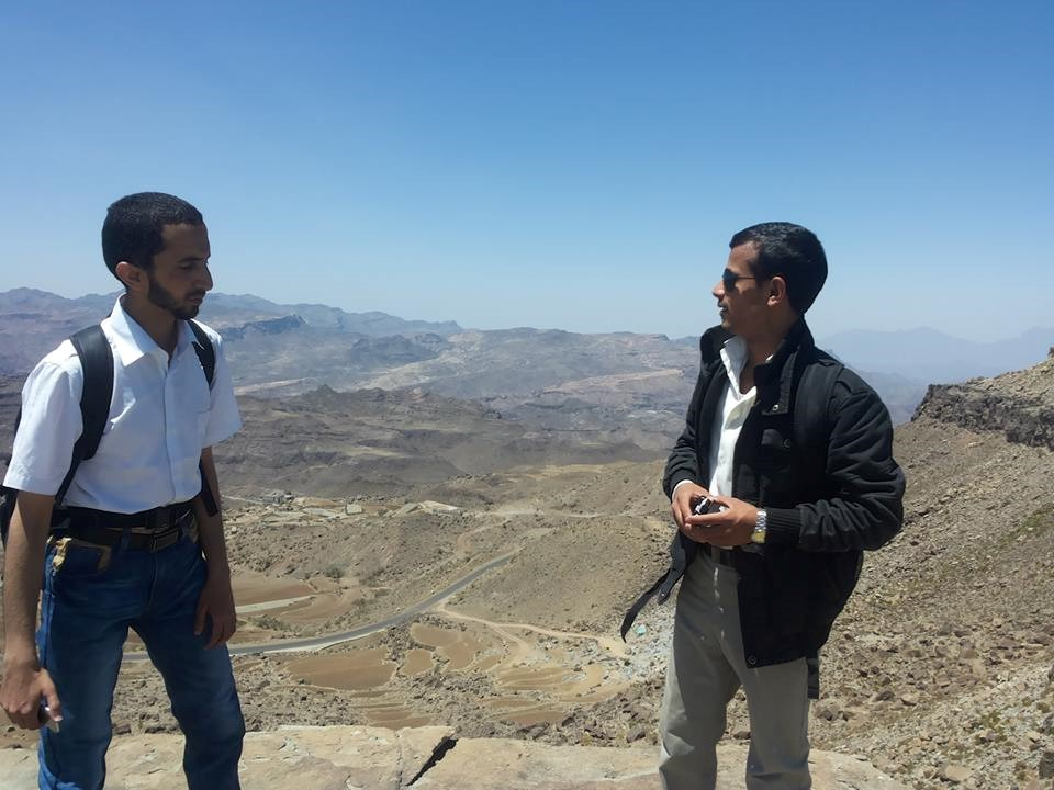Yemen - The high mountain tops best suited for astronomical observation