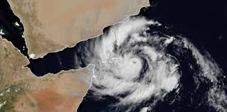 Satellite data is helpful for forecasting in Yemen which is directly affected by several hurricanes and tropical storms causing heavy rainfall and flooding in coastal cities. Credit by NASA