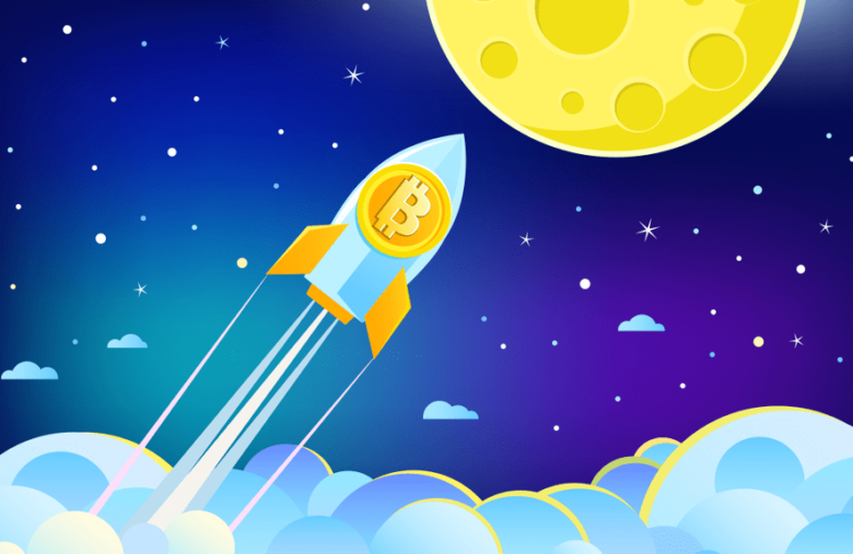 Tokenizing the Moon. credit: CryptoEmotions.com