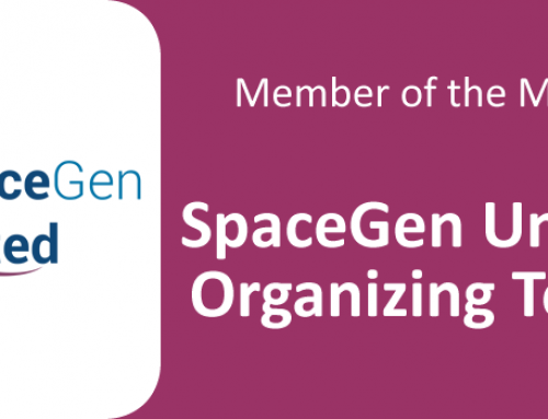 Member of the Month for July 2020: SpaceGen United Organizing Team