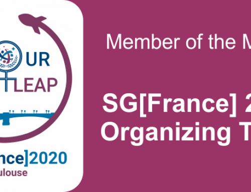 Member of the month for October 2020: SG[France]2020 Organizing Team