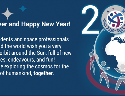 Holiday Cheer and Happy New Year from SGAC
