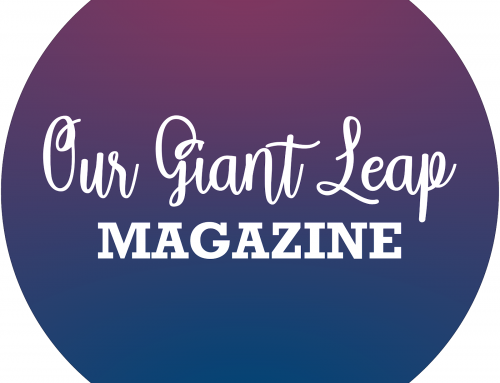 Launching the first edition of the Our Giant Leap Magazine!