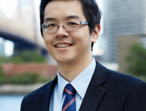 An interview with Anthony Yuen, our SGAC Co-Chair